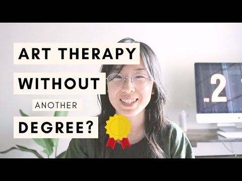 Can You Practice Art Therapy Without Another Degree Or Certification?
