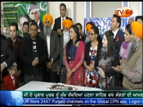 Sikhs joined in Birthday Celebrations of Quaid e Azam Mohammad Ali Jinnah In New York