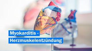 Myokarditis ist eine bei sportlern gefürchtete erkrankung, da sie - insbesondere wenn nicht erkannt wird zum plötzlichen herztod führen kann. die herzm...
