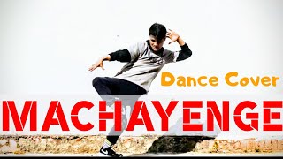 Emiway Bantai- Machayenge Dance Cover Video | Machayenge Choreography with Tutorial | Aman Adhikari