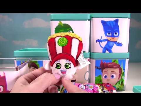 Huge PJ Masks Paw Patrol Disney & Nick Jr.  Toy Surprise Blind Box Show!
