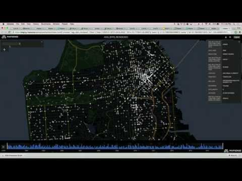 Big Data Mapping: Modern Tools for Geographic Analysis and Visualization