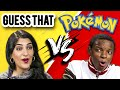 Teens Vs. Adults GUESS THAT POKÉMON Challenge! (REACT) Videos [+50] Videos  at [2019] on realtimesubscriber.com