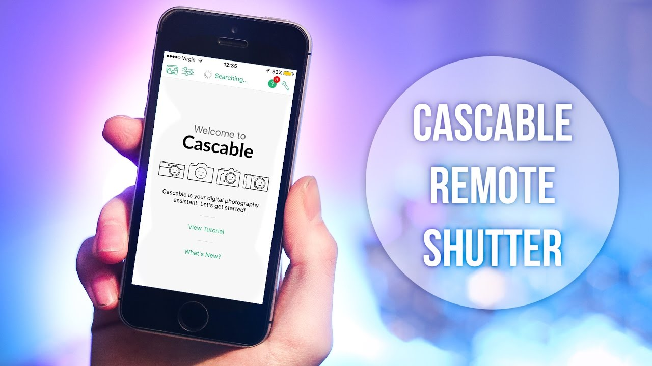 BEST REMOTE SHUTTER APP FOR CANON M3 | Cascable app review | Canon M3  Intervalometer