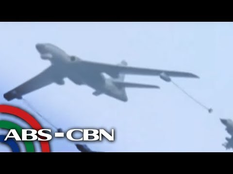 TV Patrol: China, may nais 'patunayan' sa ginawang military exercise sa SCS -analyst