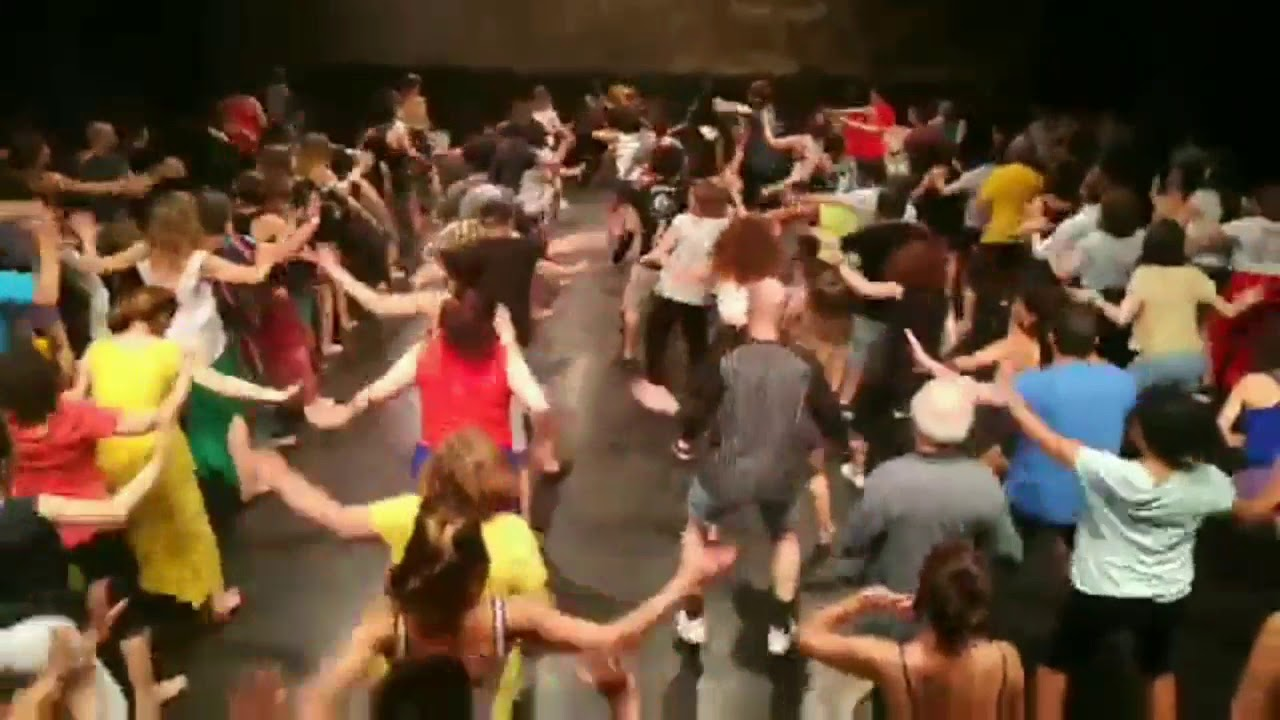 DESENFRENO: Kukutamtam Noche de Danza Africana- La Cuarta Pared-Madrid