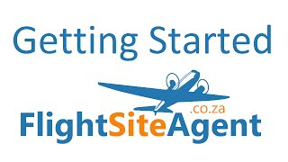 FlightSite Agent Introduction & Getting Started