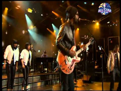 NBA All Star Game 2014 - Halftime Show (Trombone Shorty & Friends)