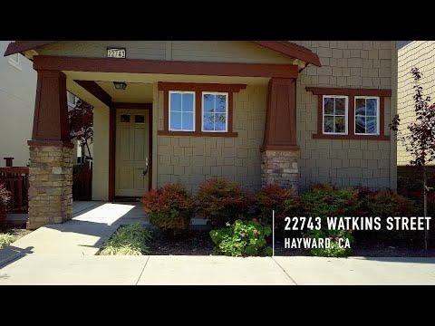 22743 Watkins St Hayward CA