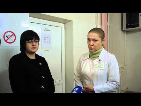 Главврач городской больницы №2 Наталья Бакал о ситуации с гриппом в Саратове (рейд минздрава)