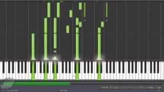 Repeat youtube video Touhou - Native Faith (Piano Tutorial)