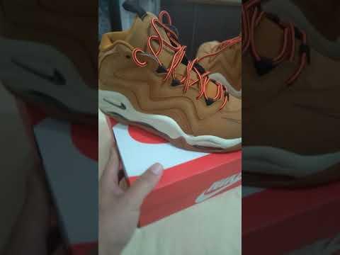 565a42e3f59e88 Nike Air Pippen 1 - YouTube