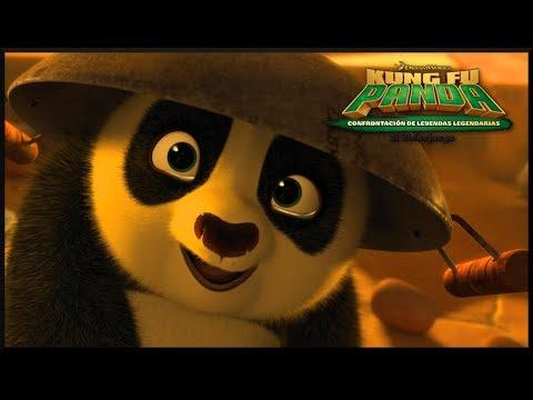 Torneo Kung Fu Panda (El Videojuego) | Bebe Po contra todos | Gameplay en Español PS4