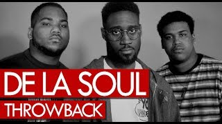 De La Soul freestyle throwback - never heard before!