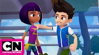 Mega Man: Tam dolu | Rush Yeni Yükseltmeleri | Cartoon Network
