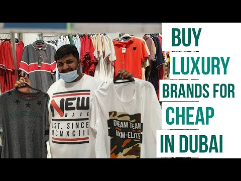 Cheapest Shopping in Dubai || Buy Luxury Brands for Less || Crazy Sale on Brands | Dubai Outlet Mall