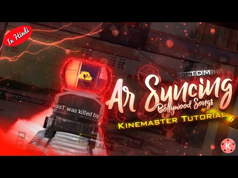AR beat sync Tutorial on Kinemaster | how to edit like Jerryboy and Manuindia | barood gaming | pubg