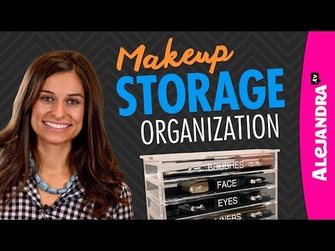 Makeup Storage & Organization