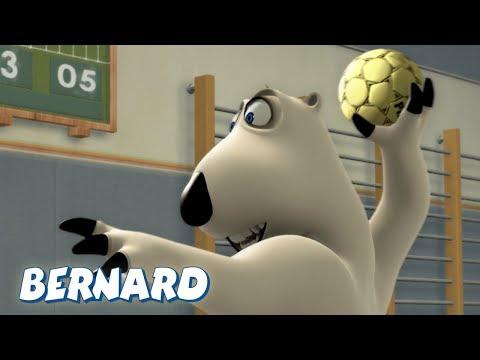 Bernard Bear | Handball AND MORE | 30 min Compilation | Cartoons for Children