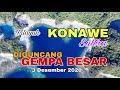 WILAYAH KONAWE SULTRA, DIGUNCANG GEMPA BESAR (3 DESEMBER 2020)