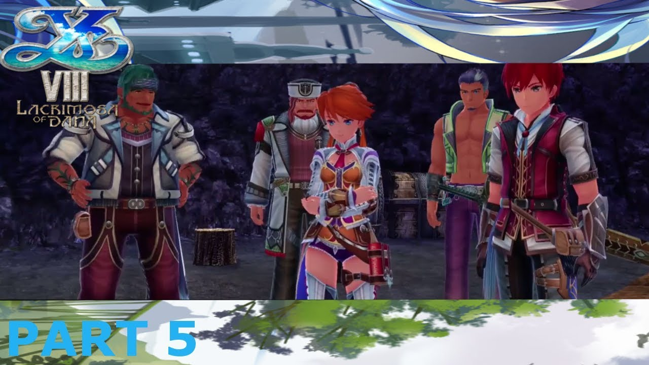 Lets Play Ys VIII: Lacrimosa of Dana - Part 65 - YouTube