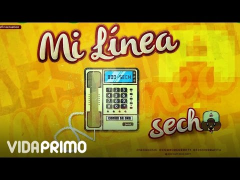 Sech - Mi Linea [Official Audio]