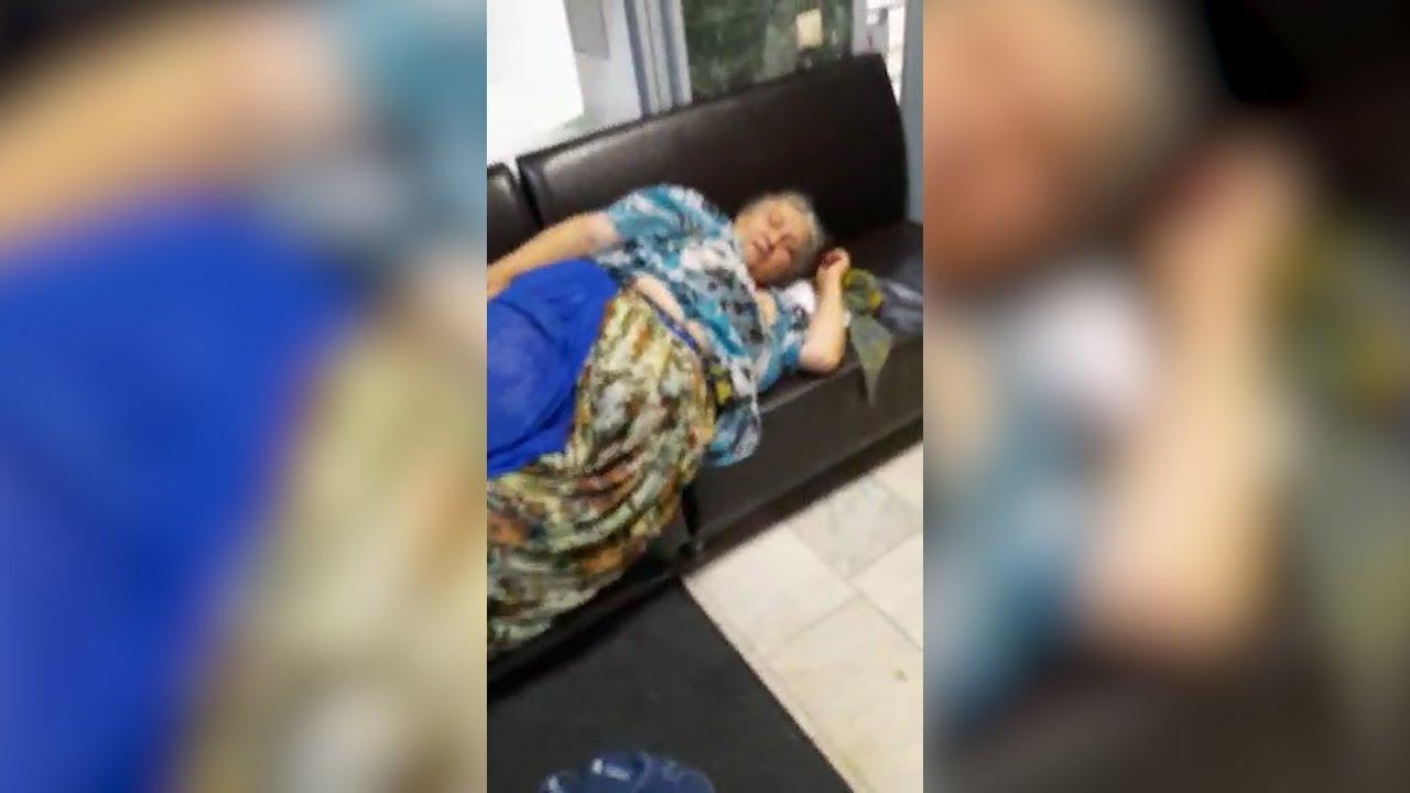 «Это верх бесчеловечности!»: больная коронавирусом 7 часов ждала «скорую» в коридоре больницы