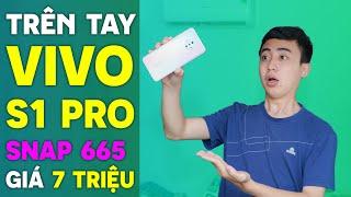 Mở hộp Vivo S1 Pro: Cứ tưởng Vivo S5 nhưng không phải, dưới 7 triệu