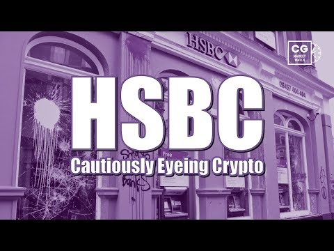 HSBC Looking at Crypto Use Cases