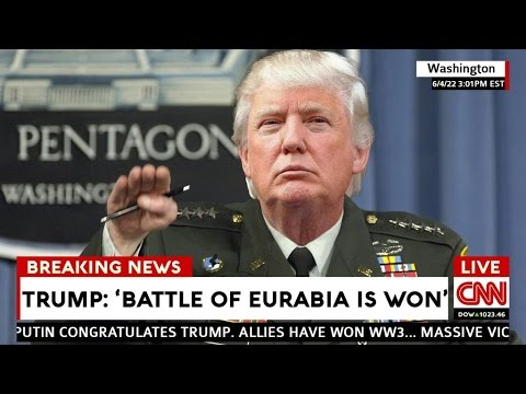 BREAKING NEWS! Why Trump's Attack on Syria Is Legal