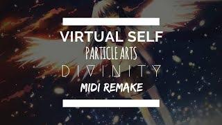 Virtual Self - Particle Arts (D I V I N I T Y PIANO REMAKE)