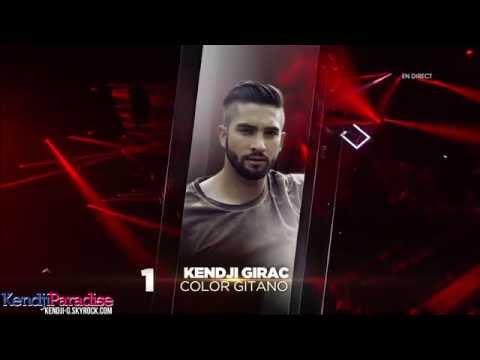 Kendji Girac | NMA 2014 - Color Gitano [Live]