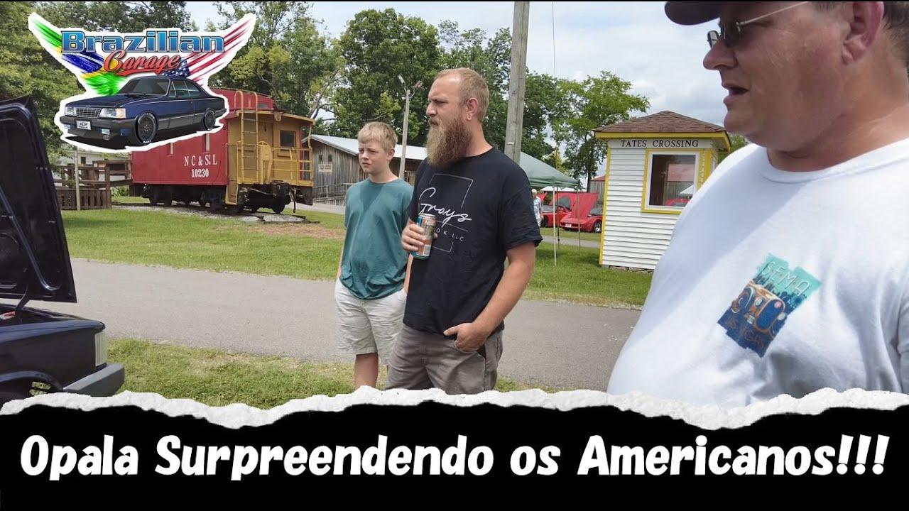 Download Opala Surpreendendo os Americanos