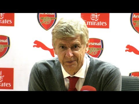 Arsenal 2-0 Brighton - Arsene Wenger Full Post Match Press Conference - Premier League
