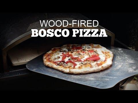 Green Mountain Pellet Grills | Wood-Fired Bosco Pizza