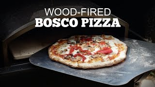 Wood-Fired Bosco Pizza | Green Mountain Pellet Grills