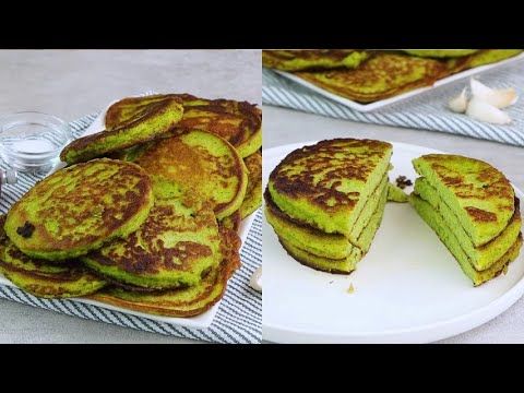 Zucchini fritters the quick recipe ready without yeast