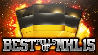 Best Pulls of NHL 15