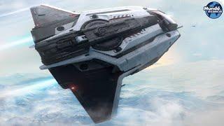 A incrível nave de Elon Musk que irá para o planeta vermelho, Marte!