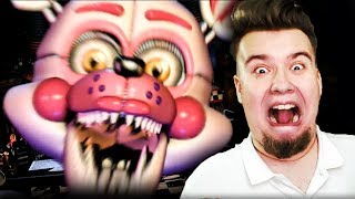 JAKA TA GRA JEST TRUDNA! (Ultimate Custom Night #2)