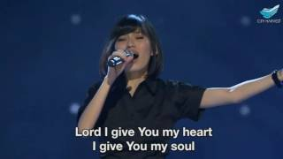 Download I Give You My Heart (Hillsong) @CHC // Renata Triani Mp3 and Videos