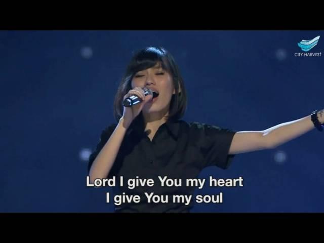 Lord i give you my heart lirik dan chord