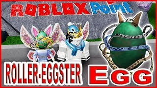 Roblox ROLLER-EGGSTER EGG | Mrs. Samantha and Pulpetti