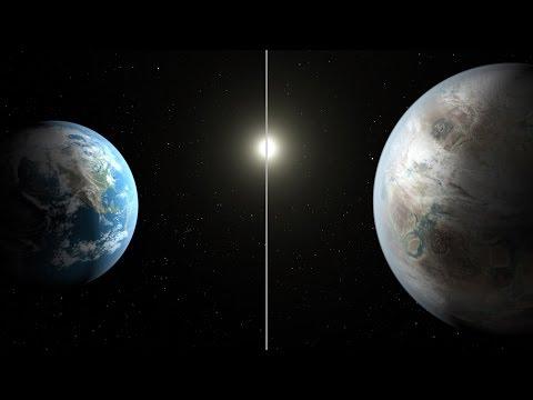 Dünya'ya Benzeyen Gezegen Bulundu   Kepler 452b