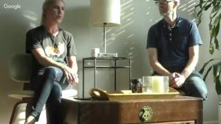 DTNS Sarah Studio Chat