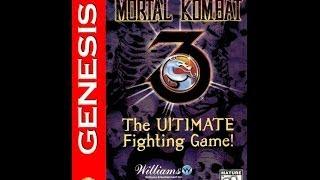 Ultimate Mortal Kombat 3 (Sega Genesis)