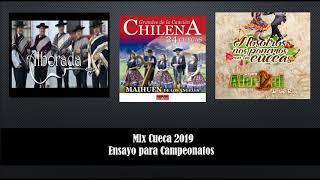 Mix Cuecas 2019 Ensayo para Campeonatos Primera Alborada, Segunda Maihuen, Tercera Alerzal YouTube Videos