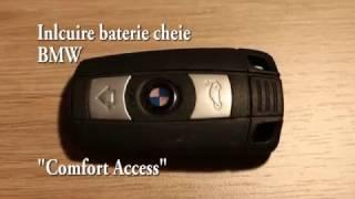 Inlocuire baterie cheie BMW