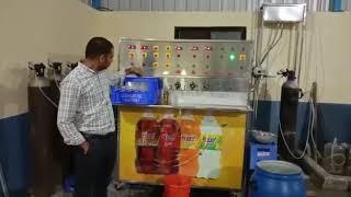 Soda Bottling Plant/Pet Bottle Soda Filling Machine/(Customer Review In Pune)New Business Idea