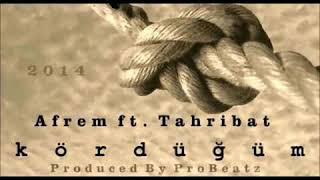 Afrem ft. Tahribat - Kördüğüm  Resimi